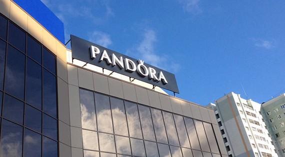 Магазин Pandora
